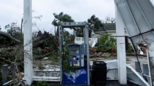 خبررساں ادارے روئٹرز کے مطابق مائیکل امریکہ میں اب تک آنے والا تیسرا شدید ترین سمندری طوفان ہے۔ اس سے قبل سنہ 1969 میں کیمل نامی طوفان ریاست میسی سپی میں اور لیبر ڈے طوفان سنہ 1935 میں فلوریڈا میں ہی آیا تھا۔