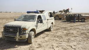عراق کې عملیات