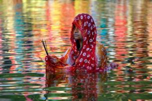 زن هندو