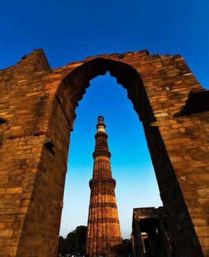 Qutub Minar minaret
