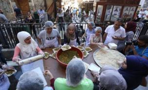 सीरिया में रमजान