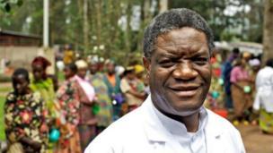 En 2018, le prix Nobel de la paix est attribué au médecin-gynécologue congolais Denis Mukwege et à l'activiste Yazidie Nadia Murad, ex-esclave du groupe Etat islamique.