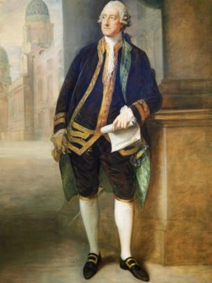 John Montagu, IV conde de Sandwich.
