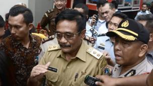 Ahok, Basuki Tjahaja Purnama, Jakarta, Djarot
