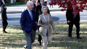Clinton, Pilpres AS