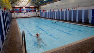 Templemore Baths