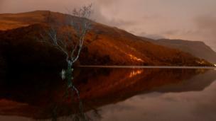 Llyn Padarn, Snowdonia, Gwynedd