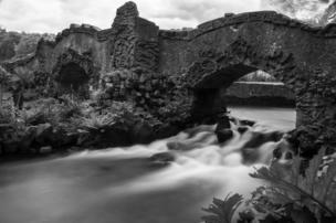 in_pictures Bridge in Dunster