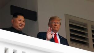 """لا تتوقع الولايات المتحدة التوصل إلى اتفاق نهائي في سنغافورة. ووصف ترامب القمة بأنها """"لقاء تعارف""""."""