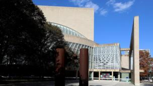 مركز مورتون مييرسون السيمفوني في دالاس