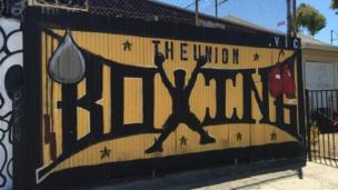 Mural en Los Ángeles
