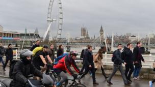 倫敦滑鐵盧大橋