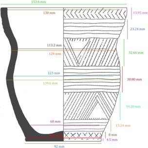 Illustration of beaker