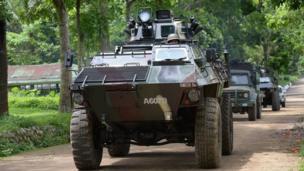 รถถังกองทัพฟิลิปปินส์