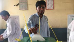 قبائلی ضلعوں میں انتخابات