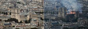 Antes y después de Notre Dame.