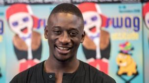 Le cinéma africain se retrouvera sous les feux des projecteurs lors de l'événement Cinébanlieue. Ici, l'acteur français Ibrahim Koma qui s'est fait remarquer dans « Wulù » de Daouda Coulibaly.