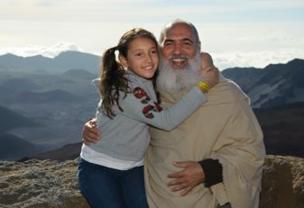 Prem Baba e a Filha