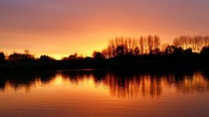 Radley Lake near Abingdon