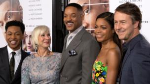 Collateral Beauty cast
