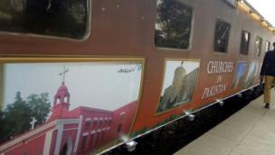 کرسمس ٹرین