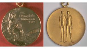 1972 йилги Олимпиада медали