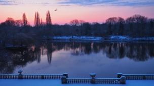 The Thames n Twickenham