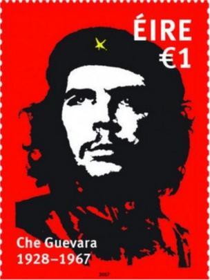 切·格瓦拉郵票