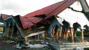 Vùng Pidie Jaya bị ảnh hưởng mạnh nhất