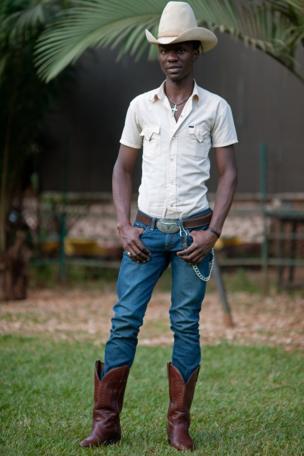 Joshua Woods, known as Kyagulanyi