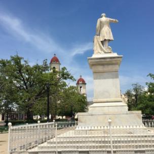 Quảng trường mang tên anh hùng dân tộc Jose Marti, Havana