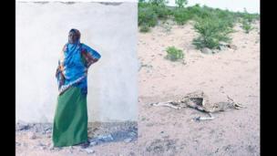 Shukri, 50 , from Gargara, Awdal region, Somaliland.
