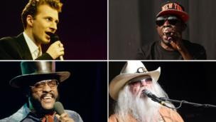Black, Phife Dawg, Leon Russell and Billy Paul
