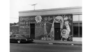 Edificio proyecto juvenil en Los Ángeles