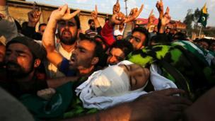 کشمیر میں احتجاج
