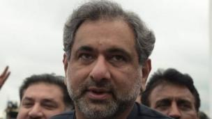 شاہد خاقان عباسی
