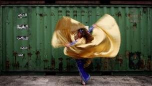 नृत्य