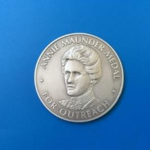 Annie Maunder medal