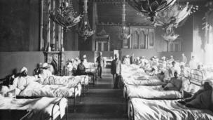 برائٹن میں ہندوستانیوں سپاہیوں کا ہسپتال