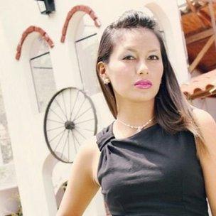 Arlette Contreras. Foto: Arlette Contreras.