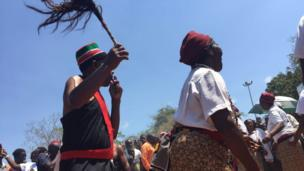 Wacheza ngoma