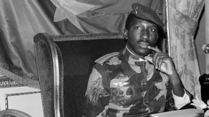 34 ans se sont écoulés depuis la révolution de Thomas Sankara, ancien président du Burkina Faso.