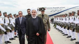 رییس جمهوری ایران وارد کوالالامپور پایتخت مالزی شد.
