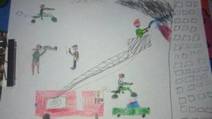 امیرعلی - هشت ساله - پروان