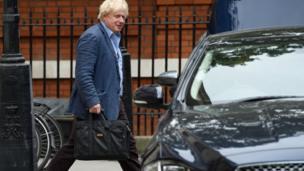 Le ministre britannique des Affaires étrangères, Boris Johnson, a démissionné. C'est le deuxième départ du gouvernement dans le cadre d'une crise politique sur la stratégie à adopter face au Brexit.