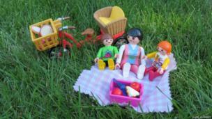 Playmobile characters