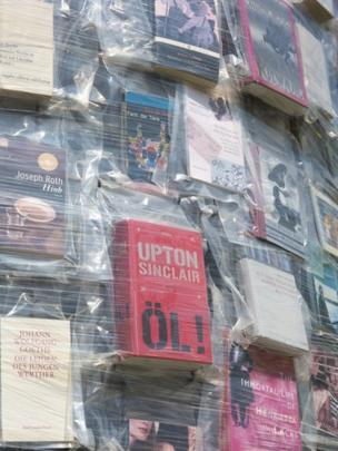 Partenón de libros
