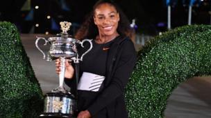 Serena Williams a remporté le Grand Chelem en portant une grossesse de 2 mois. La joueuse de Tennis vient de le révéler.