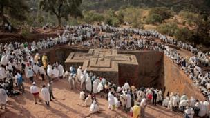Ефіопська церква