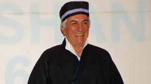 رضا کیانیان ( هنرپیشه ایرانی)